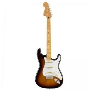 Fender Jimi Hendrix Strat in 3-Colour Sunburst 0145802300