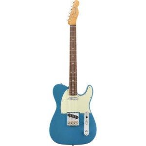 Fender Vintera 60s Telecaster Modified Pf Lake Placid Blue 0149893302