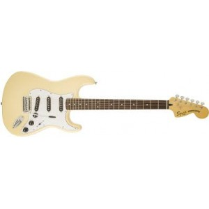 Fender Squier Vintage Modified 70s Strat Electric Guitar Vintage Blonde Stratocaster - 0301226541
