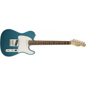 Fender 0310200502 Squier Affinity Telecaster 6 Strings Rosewood Fretboard Electric Guitar - Lake Placid Blue