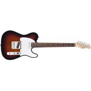 Fender 0310200532 Squier Affinity Telecaster Rosewood Fingerboard Electric Guitar - Brown Sunburst