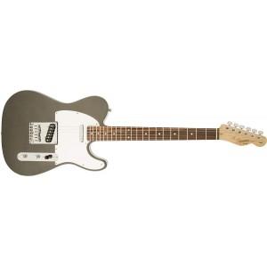 Fender 0310200569 Squier Affinity Telecaster 6 Strings Rosewood Fretboard Electric Guitar -  Gun Metal Grey