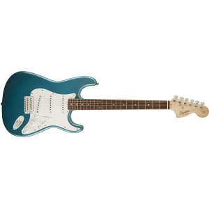 Fender 0310600502 Squier Affinity Stratocaster 6 Strings Rosewood Fretboard Electric Guitar - Lake Placid Blue