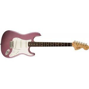 Fender 0310600566 Squier Affinity Stratocaster 6 Strings Rosewood Fretboard Electric Guitar - Burgundy Mist