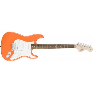 Fender 0310600596 Squier Affinity Stratocaster Rosewood Fretboard Electric Guitar - Competition Orange