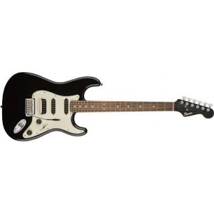 Fender Squier 370322565 Contemporary Jazz Stratocaster HSS - Black Metallic