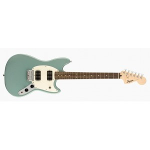 Fender Squier BULLET? MUSTANG HH Model 0371220548 Sonic Gray