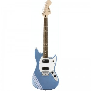 Fender Squier Limited Edition Bullet Mustang HH in Competition Blue 0371221502