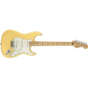 Fender 144502534 Player Stratocaster Electric Guitar Maple Fingerboard - Buttercream