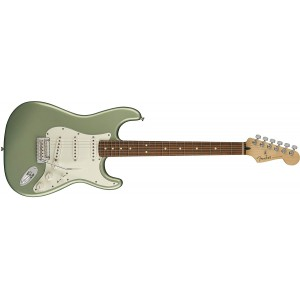 Fender 144503519 Player Stratocaster Electric Guitar Pau Ferro Fingerboard - Sage Green Metallic