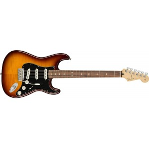 Fender 144553552 Player Stratocaster Electric Guitar Pau Ferro Fingerboard - Tobacco Sunburst