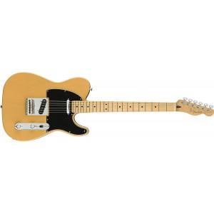 Fender 145212550 Player Telecaster Electric Guitar Maple Fingerboard - Buttercream