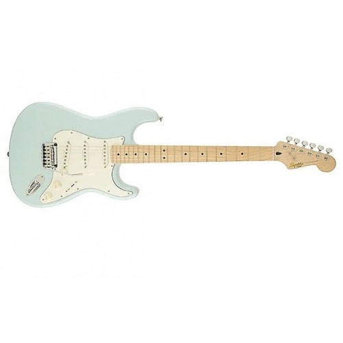 Fender Squier 300500504 Deluxe Stratocaster Maple Fingerboard Electric Guitar - Daphne Blue