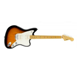 Fender Squier 302800503 Vintage Modified Jazzmaster Special 6 Strings Right Handed Rosewood Fretboard Electric Guitar - 2 Tone Sunburst