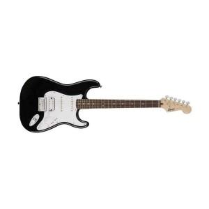 Fender Squier 311005506 6 String Bullet Stratocaster Electric Guitar Hard Tail Rosewood Fingerboard - Black