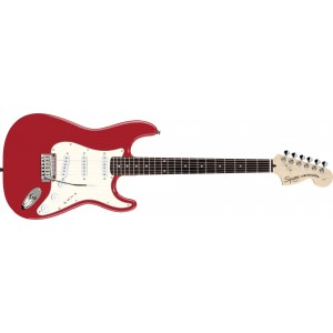 Fender Squier 321700509 Standard Stratocaster Rosewood Fingerboard - Apple Candy Red