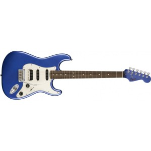 Fender Squier 370322573 Contemporary Jazz Stratocaster HSS - Ocean Blue Metallic
