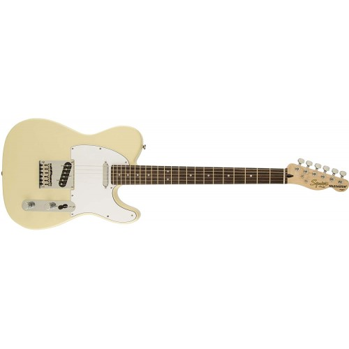 Fender Squier 371200507 Standard Telecaster Indian Laurel Fingerboard - Vintage Blonde