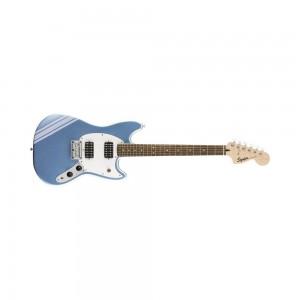 Fender Squier Bullet Competition Mustang HH Laurel Fingerboard Lake Placid Blue
