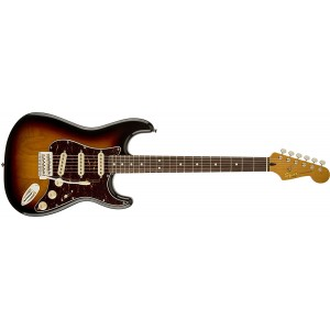 Fender Squier 373010500 Classic Vibe Stratocaster 60s Beginner Electric guitar - 3 Color Sunburst