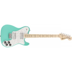 Fender Limited Edition MIJ Traditional ?70s Telecaster Deluxe Sea Foam Green